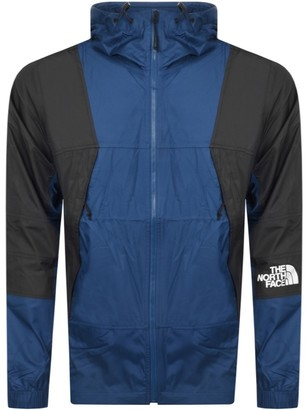 The North Face Mountain Windshell Jacket Blue