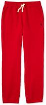 Ralph Lauren Boys' Drawstring Fleece Pants
