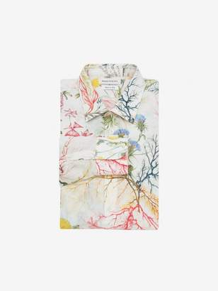 Alexander McQueen Glowing Botanical Shirt