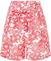 Lisa Marie Fernandez Paper bag shorts