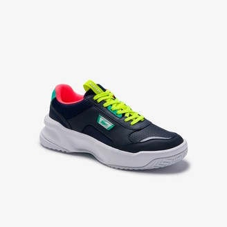 Lacoste Men's Ace Lift Leather Sneakers