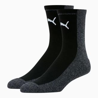 Puma Men's Low Crew Socks [2 Pack]