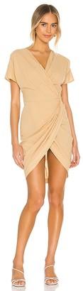 CALi DREAMiNG The Mini Wrap Dress