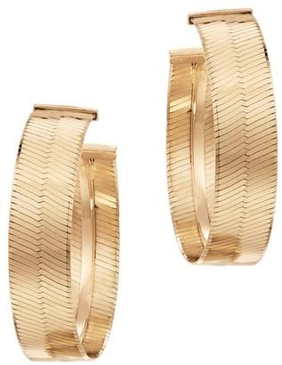 Lana Liquid Gold 14K Yellow Gold Hoop Earrings