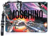 Moschino Transformer clutch