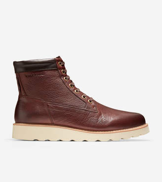 Cole Haan Nantucket Rugged Plain Toe Boot