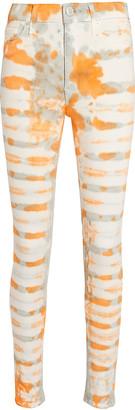 Barbara Tie-Dye Skinny Jeans