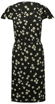 M&Co Floral print shift dress