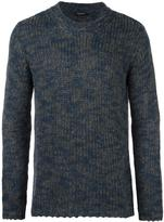 Roberto Collina knitted crew neck sweater