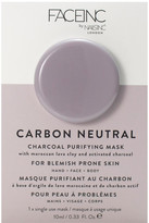 Nails Inc FACEINC by Carbon Neutral Charcoal Purifying Pod Mask 10ml