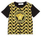 Versace Baby's Medusa & Barocco Graphic T-Shirt