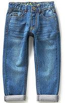 Joules Little Boys 3-6 Ted Cuffed-Hem Jeans