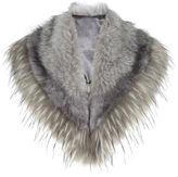 Karen Millen Faux Fur Stole