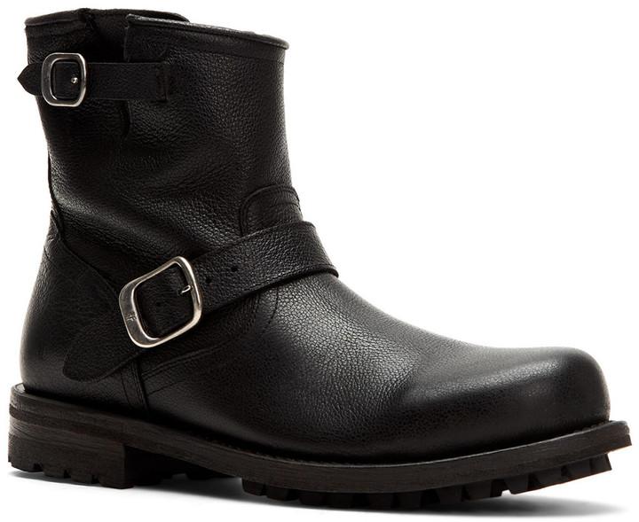Frye Boyd Engineer Leather Boot