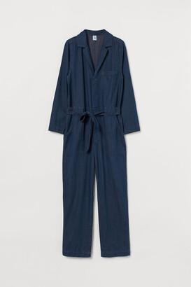 H&M Denim Jumpsuit