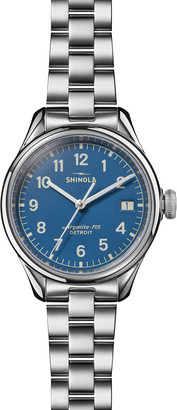 Shinola Limited-Edition Smokey Robinson My Girl 32mm Bracelet Watch
