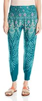 O'Neill Junior's Sierra Printed Woven Soft Pant