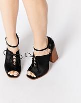 Asos Edenville Lace Up Shoe Boots