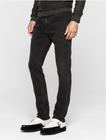 Calvin Klein Slim Straight Vintage Black Jeans