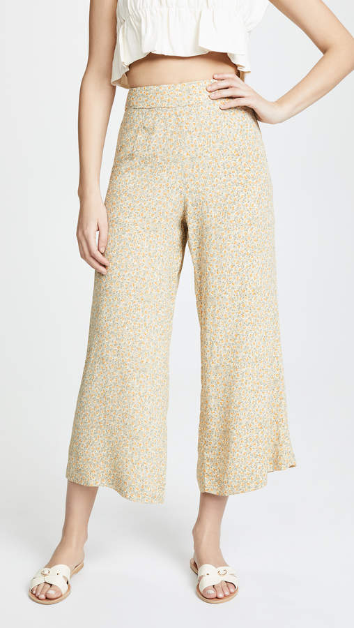 Blue Life Carley High Waisted Culottes