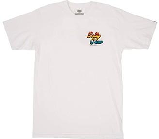 Salty Crew Mainsail Short Sleeve Tee (White) Men's Clothing