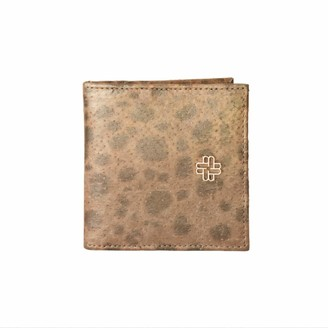 Mayu Thule - Fish Leather - Card Case - Dusty Gold