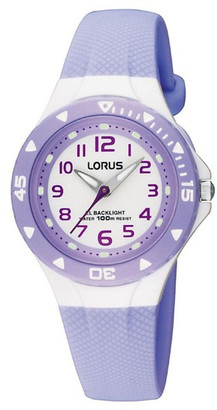 Lorus Rrx51Cx-9 Lavender Sports Watch