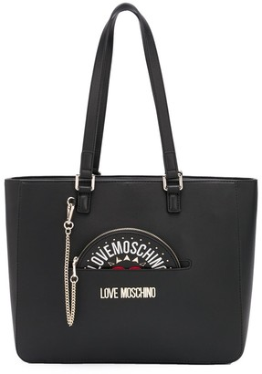 Love Moschino Tote Bag With Wallet