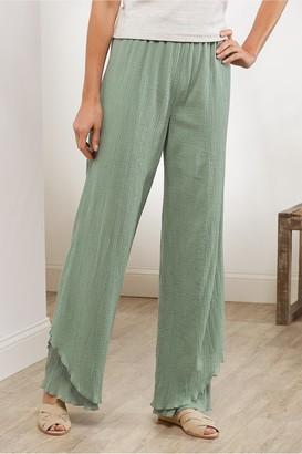 Women La Marche Gauze Pants