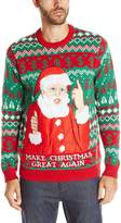 Blizzard Bay Men's the Don Ugly Christmas Sweater