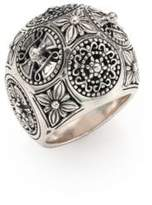 Konstantino Penelope Sterling Silver Dome Ring