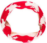 DSQUARED2 Knit Wool Snood
