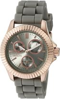 Invicta Women's Angel Quartz Rose Gold Ion-Plated Stainless Steel Casual Watch (Model: 22106)