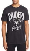 Junk Food Clothing Raiders Kickoff Crewneck Short Sleeve Tee