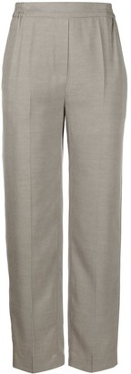 Etro Elasticated Waist Straight Trousers