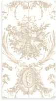 Bed Bath & Beyond Romantic Toile Natural Guest Napkin 12-Pack