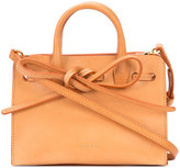 Mansur Gavriel mini Sun shoulder bag - women - Leather - One Size