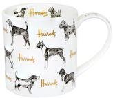 Harrods Dog Orkney Mug