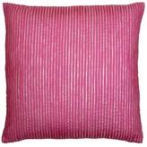Frills Silk Throw Pillow Sivaana