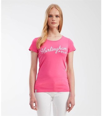 Hurlingham Polo 1875 Milly Graphic T Shirt