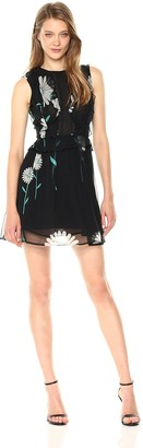 Cynthia Rowley Women's Daisy Print Dress