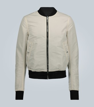 Rick Owens Reversible bomber jacket