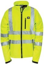 Caterpillar Men's Hi-Visibility Softshell Jacket