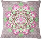 S4Sassy Decorative Mandala Print Square Coshion Cover Pillow Case