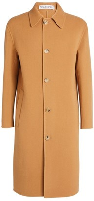 J.W.Anderson Wool Tailored Overcoat