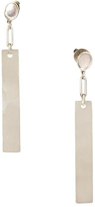 Werkstatt:Munchen Plate Drop Earrings