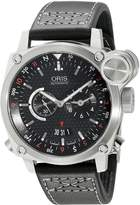 Oris Men's 690 7615 4154LS BC4 Flight Timer Automatic Dial Watch