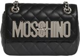 Moschino Twist Lettering Bag