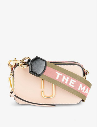 Marc Jacobs The Snapshot leather cross-body bag