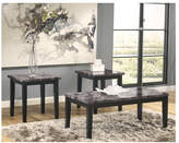 Signature Design by Ashley June 3 Piece Coffee Table Set